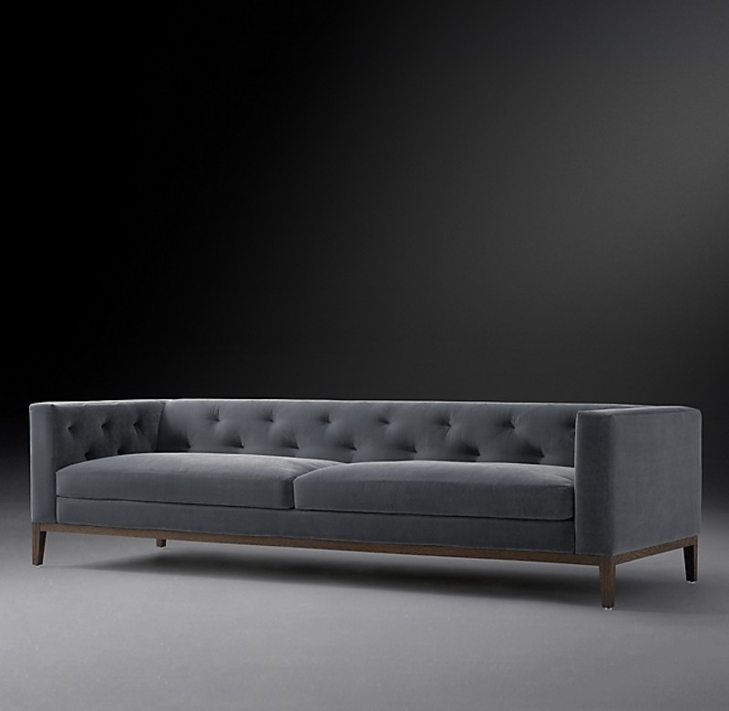ITALIA TUFTED SOFA