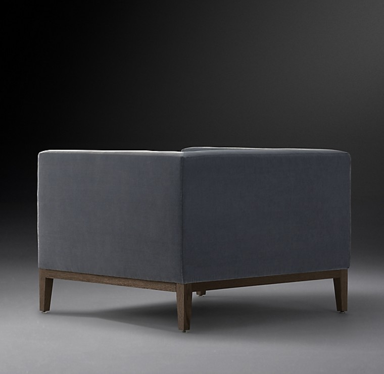 ITALIA TUFTED CHAIR