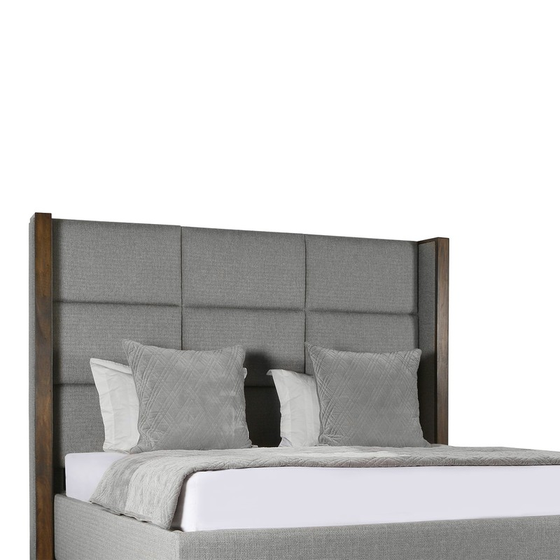 BERKLEY WINGED CUBE BED WOOD COLLECTION
