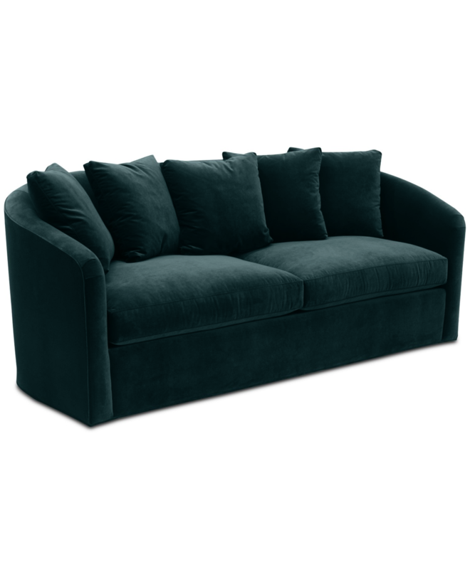 ELISABETA SOFA GREEN
