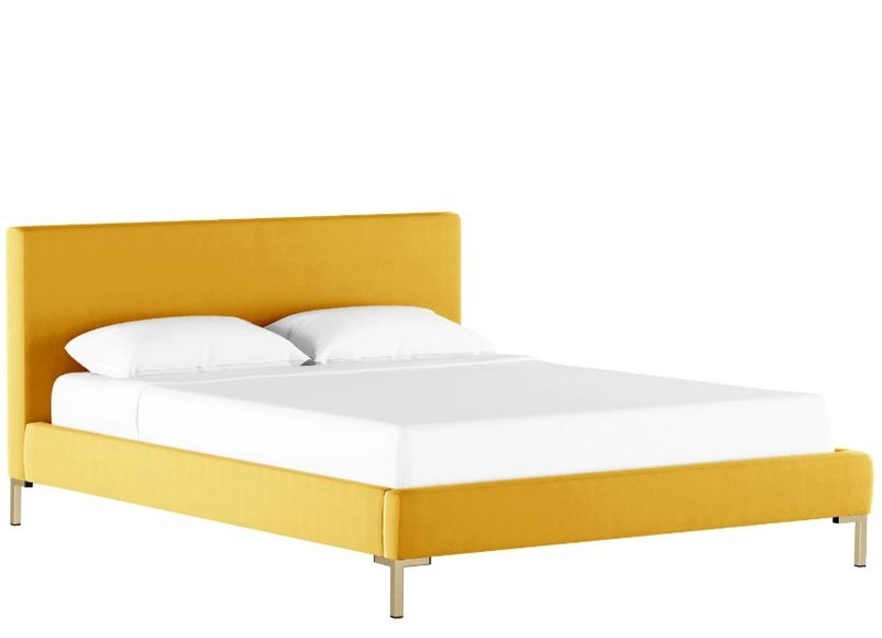 LANDY BED YELLOW