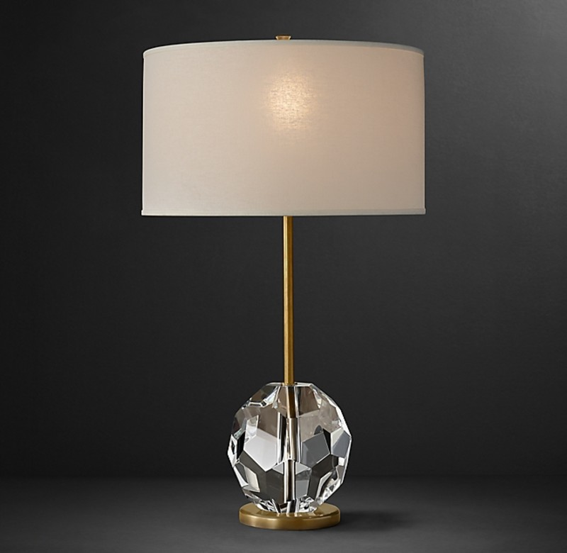CRISTAL TABLE LAMP