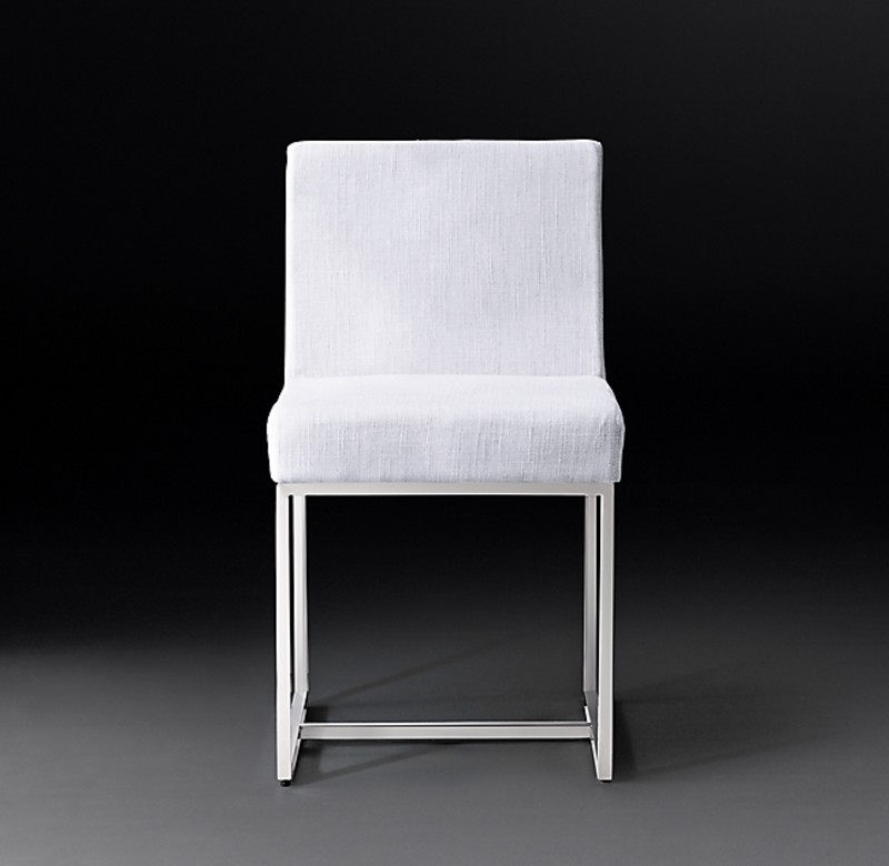 EMERY  SIDE CHAIR POLISHED